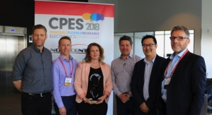 CPES2018 Innovation Awards Recognize Canadian Excellence in Flexible and Hybrid Electronics