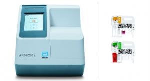 Abbott Launches Afinion 2 Analyzer Rapid Test System for Diabetes Management