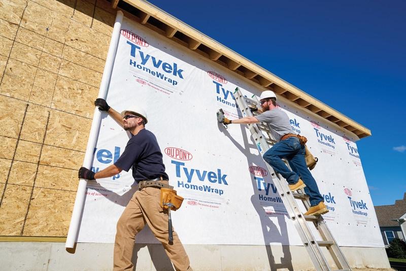 DuPont Announces $400 Million Tyvek Expansion