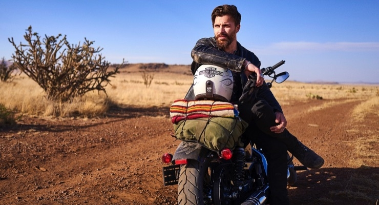American Crew Partners with Harley-Davidson