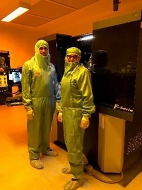 LAAS-CNRS Targets R&D Strategic Axis with CeraPrinter F-Serie by CERADROP-MGI