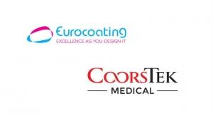 Eurocoating Acquires CoorsTek Medical