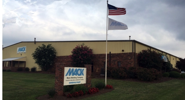 Mack Molding Adds to Top Level Staff