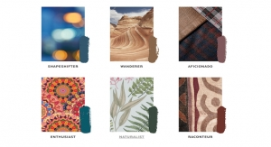 Sherwin-Williams: Colormix Forecast 2019 Palettes