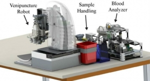 Rutgers Researchers Develop Automated Robotic Device to Speed Blood Testing