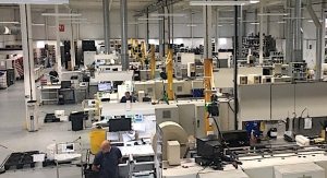 Olympus reaches new heights with three Nilpeter presses
