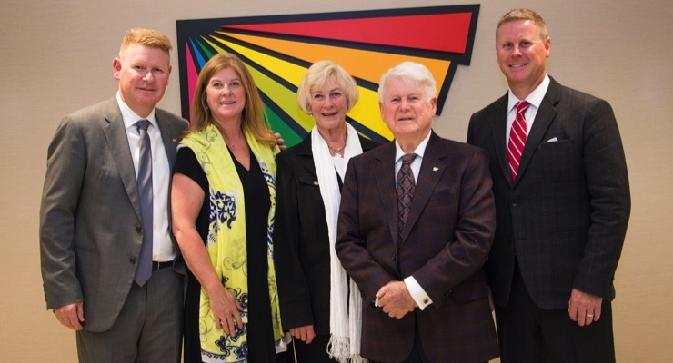 Cloverdale Paint Inc.: Changes to the Board of Directors