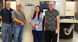 Screen's Truepress Jet L350UV boosts Missouri label converter