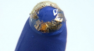Sensor-Equipped Soft Contact Lens Monitors Glucose, Lactate, and pH Levels