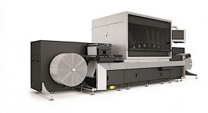 Xaar printhead drives new Canon digital press