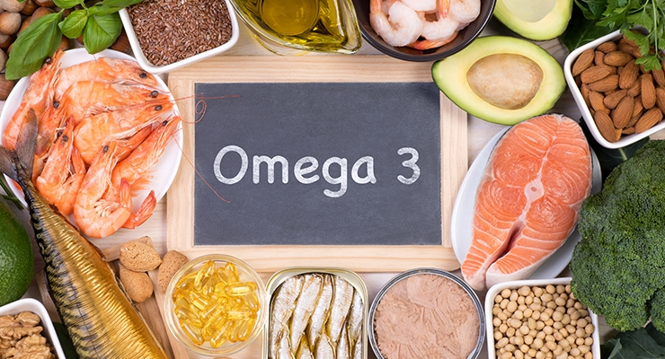 Omega-3 Sources From the Sea, the Land, and the Lab