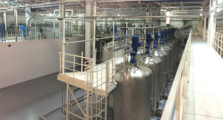 Russia Looks for New Impetuses for the  Domestic Coatings Industry