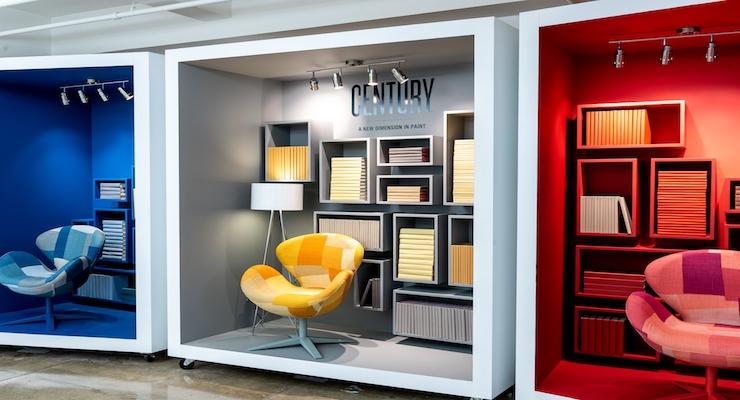 Benjamin Moore Opens NYC Design Showroom