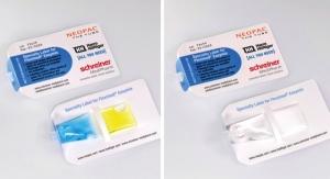Schreiner MediPharm develops label for two-chamber pharma tube