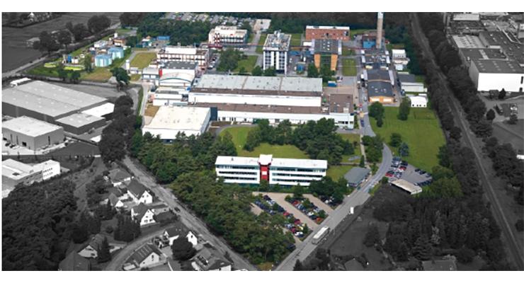Baxter Facility - Halle/Westfalen, Germany