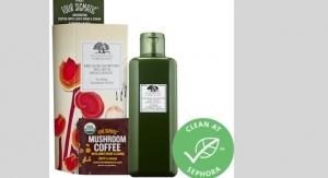 Origins Mushroom Bestseller Links Up with Wellness Brand