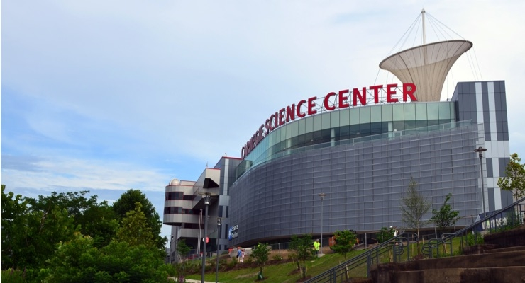 Carnegie Science Center's New PPG Science Pavilion Awarded LEED Gold Certification