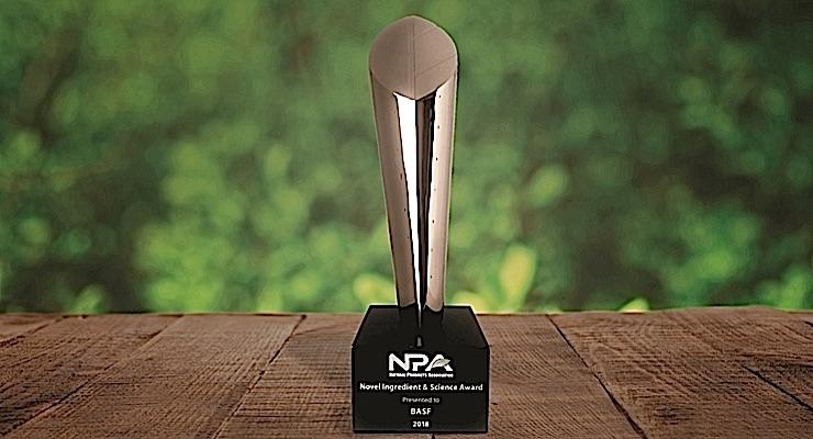 BASF Earns NPA Award