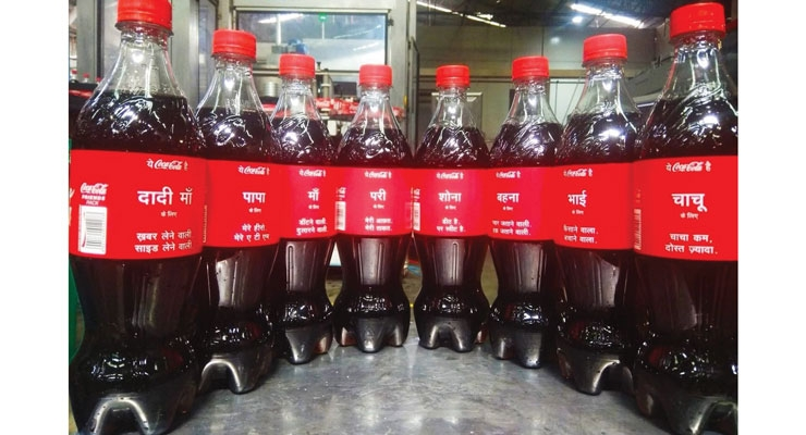 'Share a Coke' comes to India, HP's champagne packaging collaboration