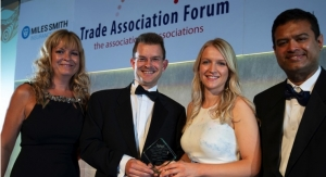 British Coatings Federation Retains UK Trade Association of the Year Title