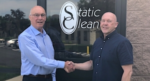 Static Clean International partners with Fraser Antistatic Techniques