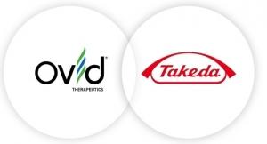 Takeda, Ovid Detail Clinical Development Program