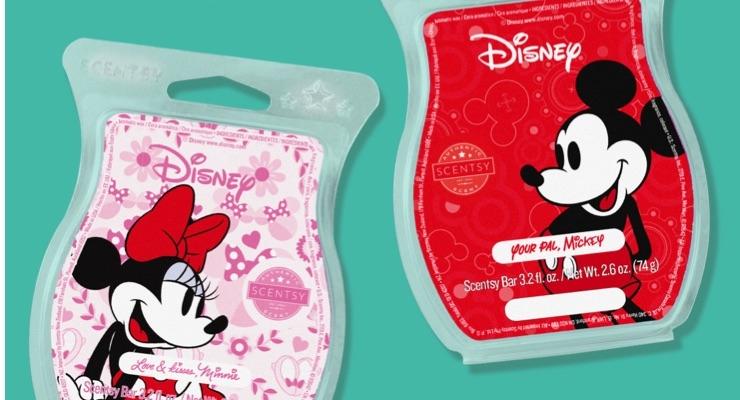 Scentsy Unveils Disney Line