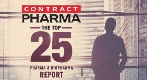 Top 25 Pharma and Biopharma Companies