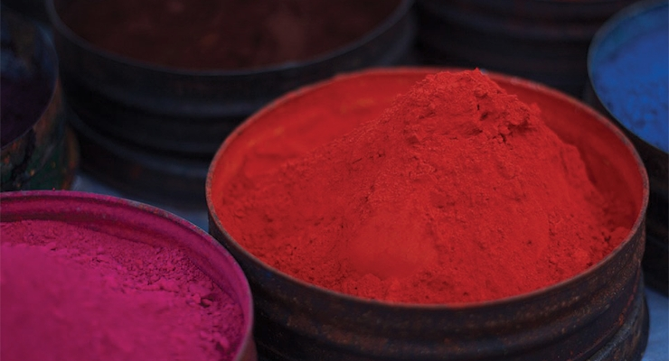 Opportunities Ahead For European Pigment Industry