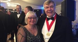 Joe Cichon of INX International Ink Co. Receives NAPIM's Ault Award