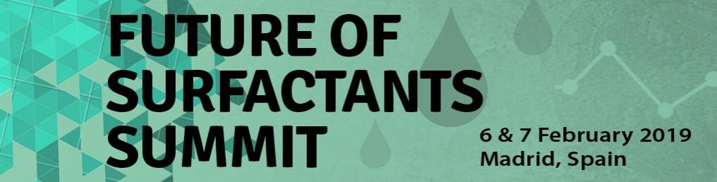 Future of Surfactants