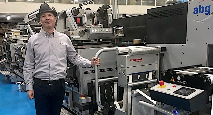 Berkshire Labels expands with fifth ABG Digicon finishing line