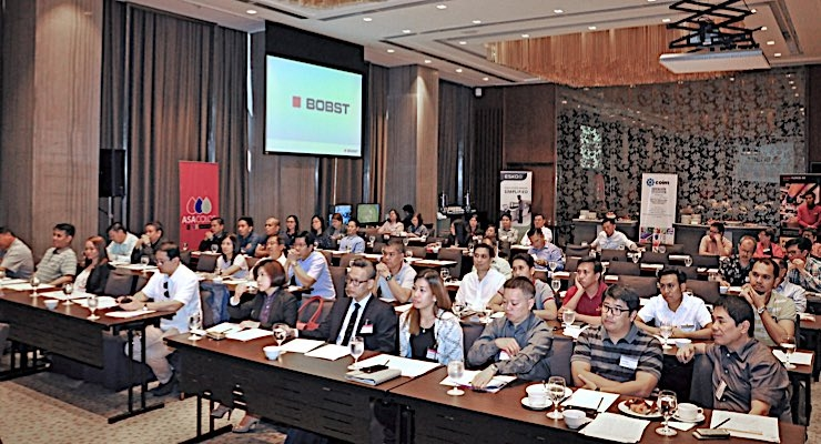 Bobst and partners host roadshow in the Philippines