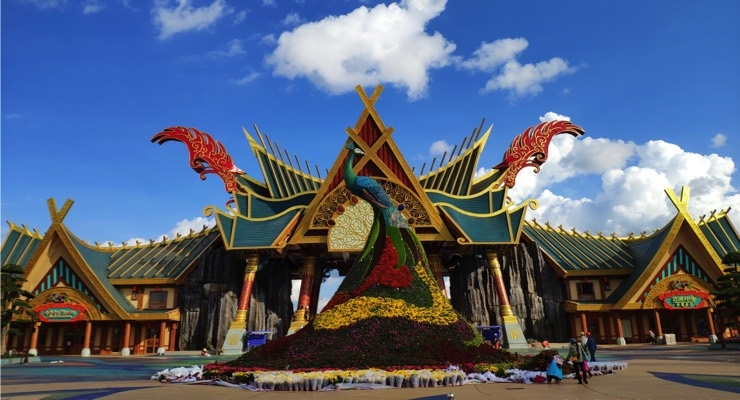 AkzoNobel Paints All 180,000 m2 of China