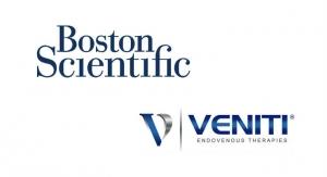 Boston Scientific to Acquire VENITI for $108M