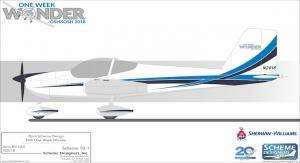 Sherwin-Williams Aerospace Unveils 'Pick the Paint' Poll Winner