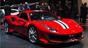 Ferrari, PPG Collaborate on Low Cure Resin