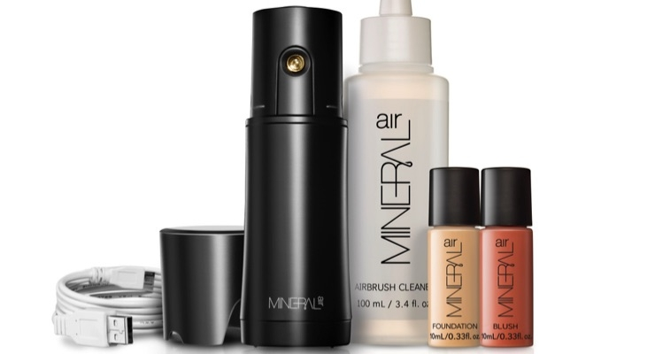 Mineral Air Reinvents Makeup Application
