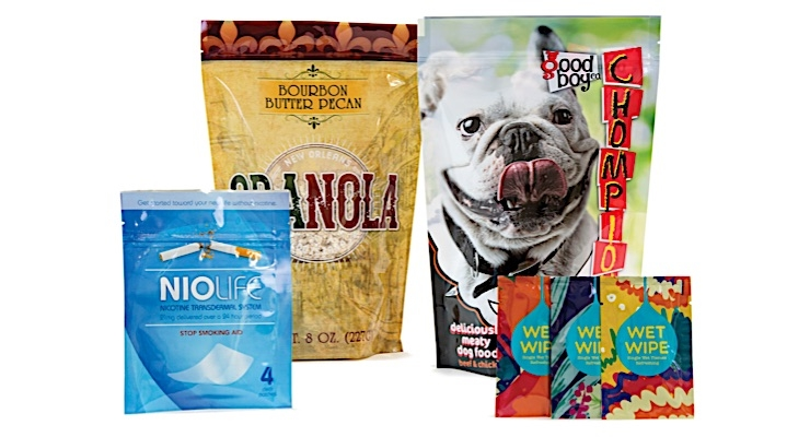 HP providing solutions for growing flexible packaging segments