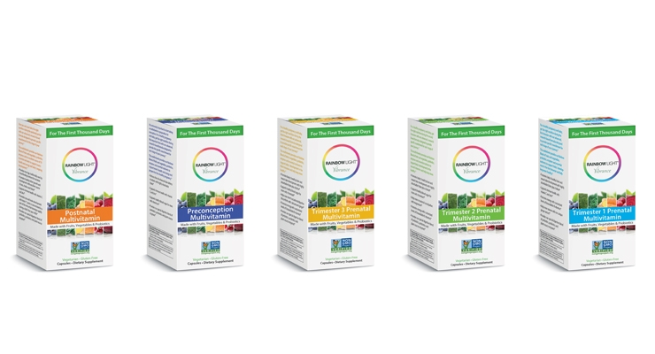 Rainbow Light Introduces Multivitamin Line for First Thousand Days of Life