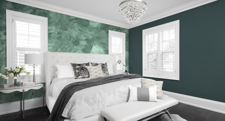DULUX Paints by PPG Unveils Two Deep, Luxurious Greens as 2019 Colors of the Year