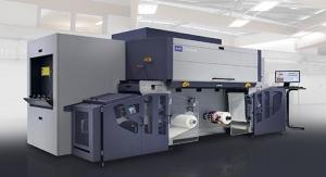 Durst Showcases UV Inkjet Single Pass Printing Technology at Labelexpo Americas 2018