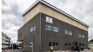 Sweden & GE Healthcare Open Testa Center