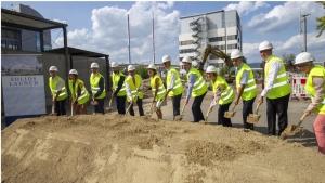 Boehringer Ingelheim Holds Ceremony for New Facility