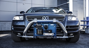 VTT's Robot Car, Martti, Takes Another Step Towards Full Automation