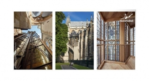 AkzoNobel Supplies Coatings for Westminster Abbey Addition