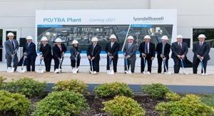 LyondellBasell Begins Construction of World