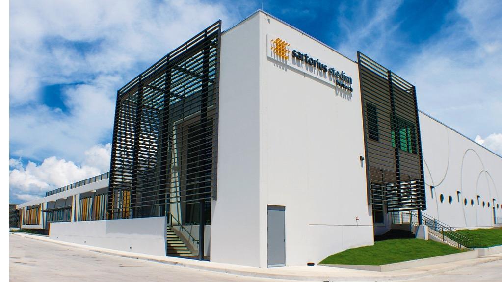 Sartorius Announces Plans for Life Science Factory