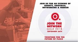 Network gala benefitting the