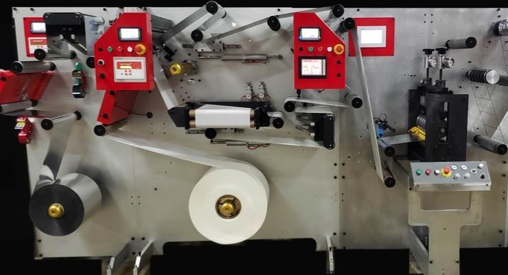 Transcoat unveils labelstock laminator